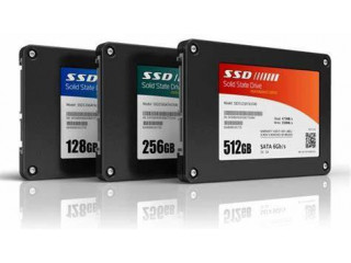 SSD drive (solid state disk) 3000 only
