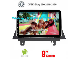 DFSK Glory 580 2019-2020 Car radio android wifi GPS camera