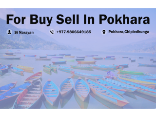 Buy and Sell Pokhara, Secondhand Pokhara