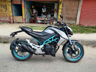 Cfmoto nk 150 urgent sale or exchange