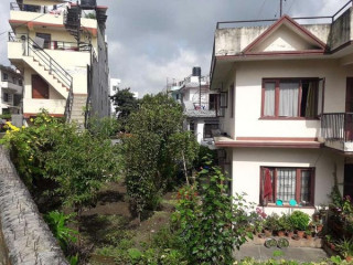 11 aana land with renovated home urgently for sale at Hattigauda, Budhanilakantha.