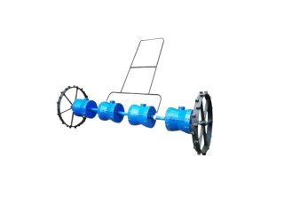 Paddy Drum Seeder CompLeted Hand Operated