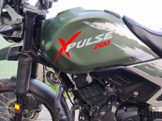 Fully fresh motorcycle is on sale