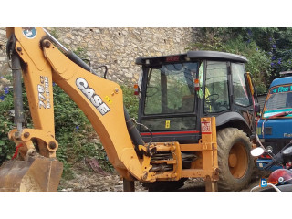 Jcb(case Backhoe Leader 770ex)
