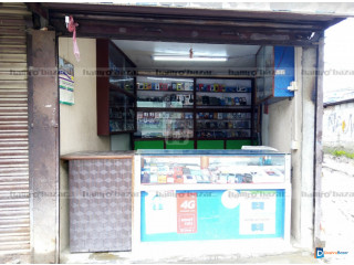 Mobile Shop On Sell