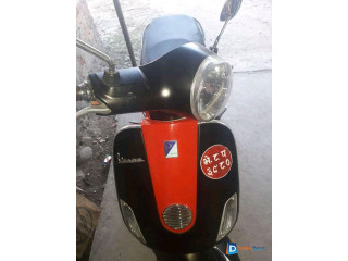 Vespa 125c on sell No any problem Run 14000km