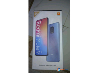 Redmi note 9 pro 4/64 (sealed pack)
