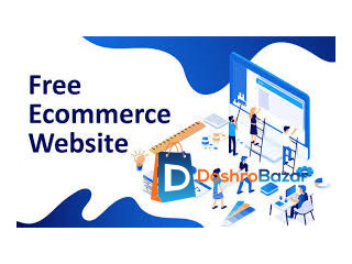 E-commerce for free