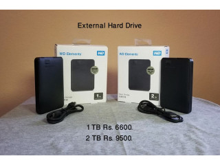 WD Elements External Hard Drive -Special Price